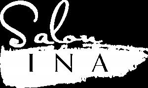 salon ina white logo federal way hair salon